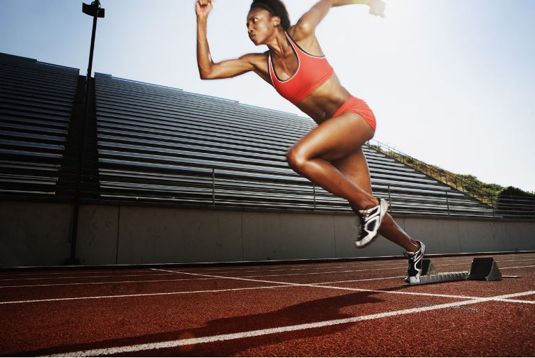 A plan to improve your 800 meter sprint – training program included
